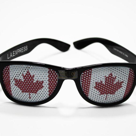 l.a. express sunglasses new